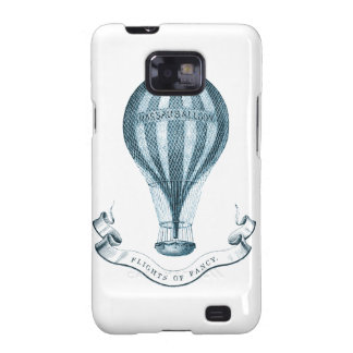 Vintage Hot Air Balloon Galaxy S2 Covers