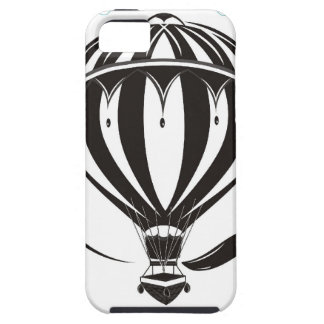 vintage hot air balloon iPhone 5 covers