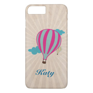 Vintage Hot Air Balloon iPhone 7 Case