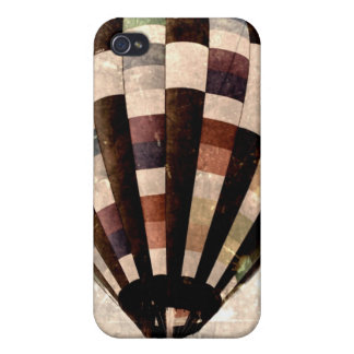 Vintage Hot Air Balloon iPhone 4/4S Case