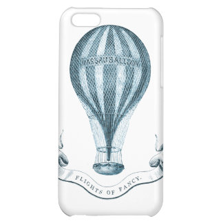 Vintage Hot Air Balloon Case For iPhone 5C
