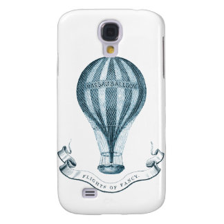 Vintage Hot Air Balloon iPhone Case Galaxy S4 Covers