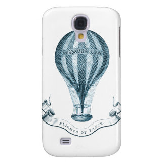 Vintage Hot Air Balloon Samsung Galaxy S4 Case