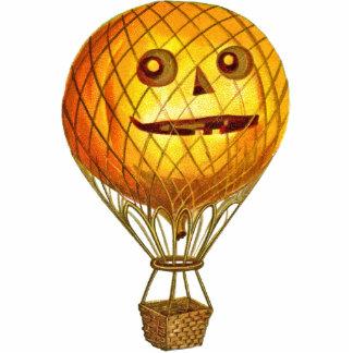 Vintage Hot Air JOL Balloon Acrylic Pin Statuette