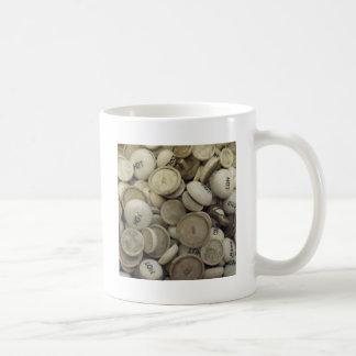 Vintage Hot and Cold Porcelain Knobs Mug