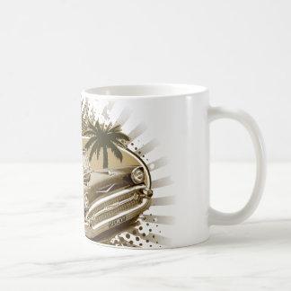 Vintage Hot rod Coffee Mug
