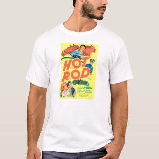 Vintage Hot Rod Poster Shirt