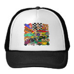 Vintage Hot Rod T-shirts and Gifts Trucker Hat