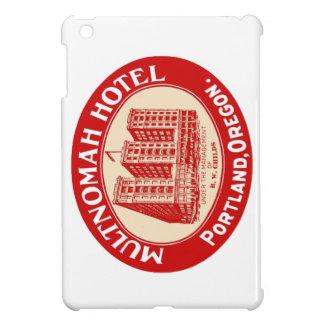 Vintage Hotels Hotel Multnomah Portland OR Case For The iPad Mini