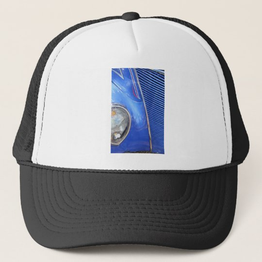 Vintage HotRod Trucker Hat