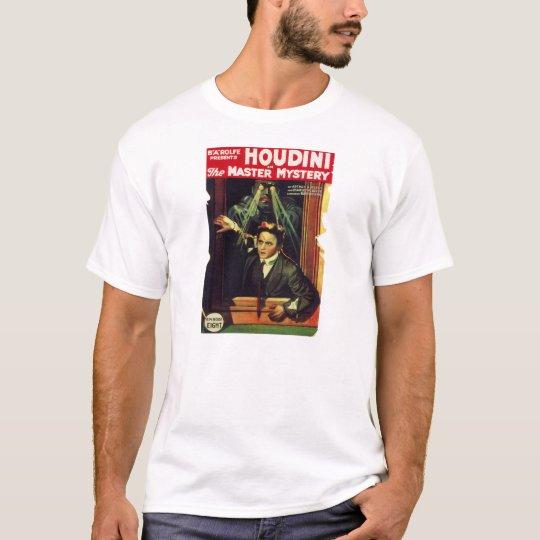 Vintage Houdini Robot Attack T-Shirt