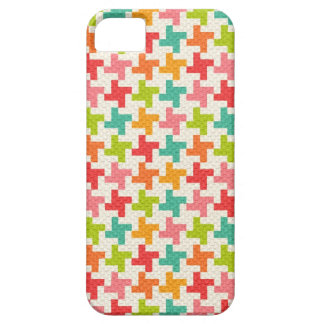 Vintage Houndstooth iPhone5 iPhone SE/5/5s Case