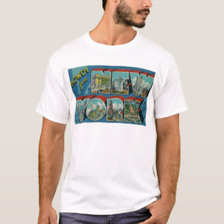 Vintage Howdy from New York T-Shirt