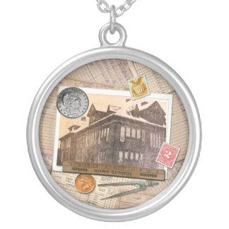 Vintage Howe School Superior Wisconsin Necklaces