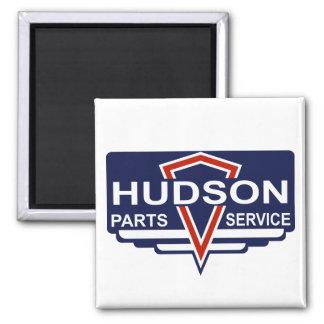 Vintage Hudson parts sign Magnet