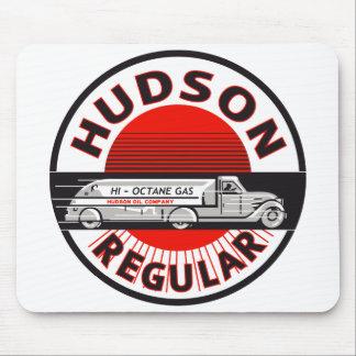 Vintage Hudson Regular gasoline sign Mouse Pad