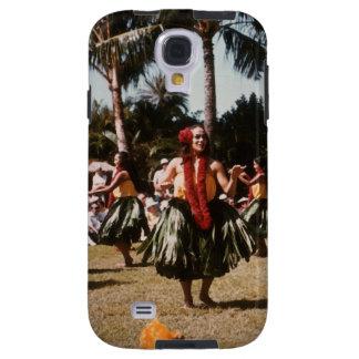 Vintage Hula Funda Para Galaxy S4