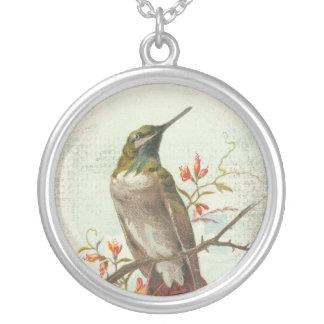 Vintage Hummingbird Custom Necklace