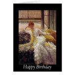 Vintage Humor, Relax & Match the Pillows Card