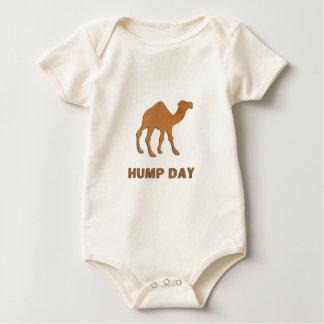 VINTAGE HUMP DAY CAMEL BABY BODYSUIT