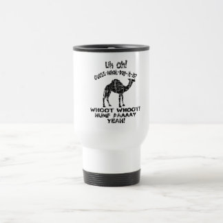 Vintage Hump Day Camel Guess What Day It Is Coffee Mug