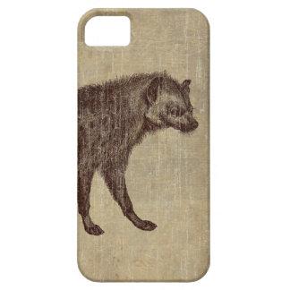 Vintage Hyena iPhone SE/5/5s Case