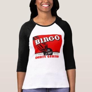 Vintage Hy's BINGO Beverage SHIRT To Customize