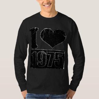 Vintage I heart 1975 #2 T-Shirt