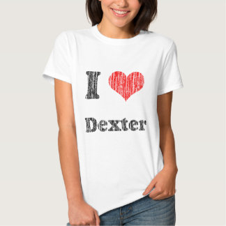 Vintage I Heart Dexter Shirt