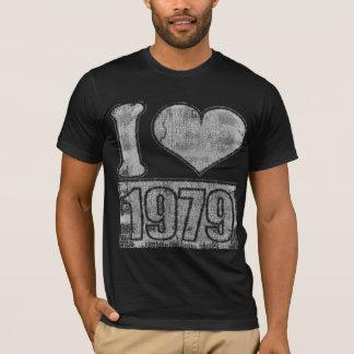 Vintage I love 1979 T-Shirt