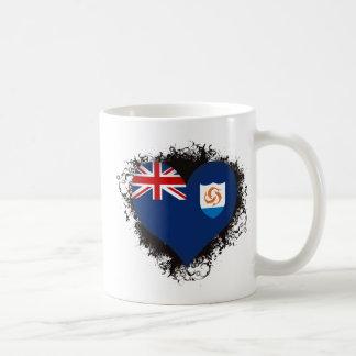 Vintage I Love Anguilla Mugs