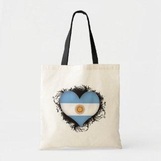 Vintage I Love Argentina Bag