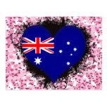 Vintage I Love Australia Postcards