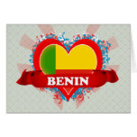 Vintage I Love Benin Cards