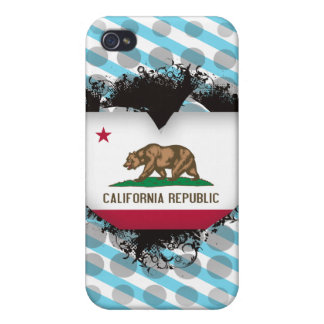 Vintage I Love California iPhone 4 Covers