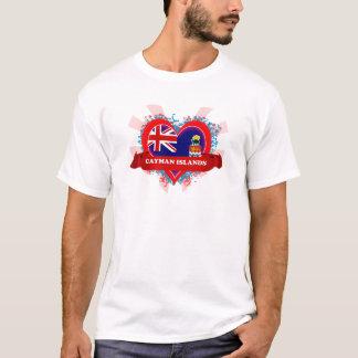 Vintage I Love Cayman Islands T-Shirt