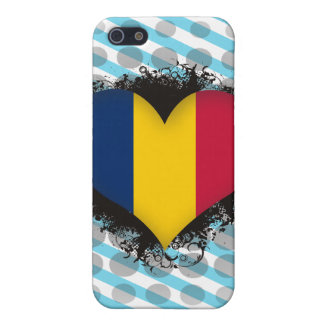 Vintage I Love Chad Cover For iPhone 5