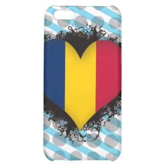 Vintage I Love Chad iPhone 5C Cases