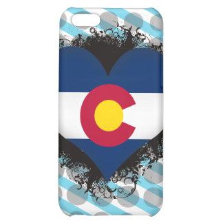 Vintage I Love Colorado iPhone 5C Cases