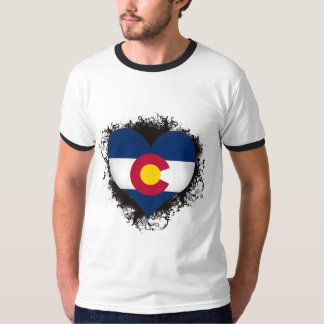 Vintage I Love Colorado T-Shirt