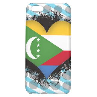 Vintage I Love Comoros iPhone 5C Cover