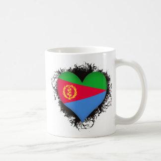 Vintage I Love Eritrea Mug