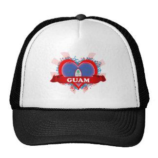 Vintage I Love Guam Hat