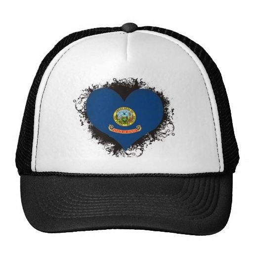 Vintage I Love Idaho Trucker Hat