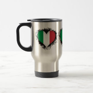 Vintage I Love Italy Coffee Mugs