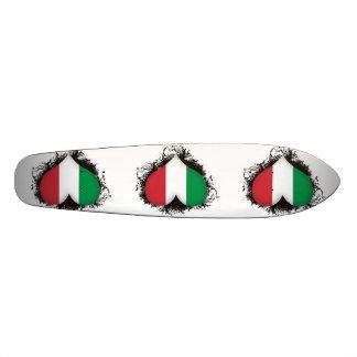 Vintage I Love Italy Skateboard Deck