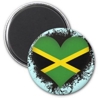 Vintage I Love Jamaica Refrigerator Magnets