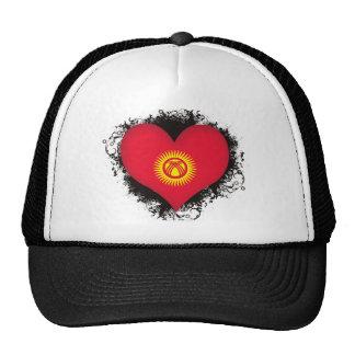 Vintage I Love Kyrgyzstan Trucker Hat