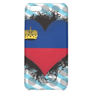Vintage I Love Liechtenstein Case For iPhone 5C