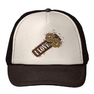 Vintage - I love Money - Hat